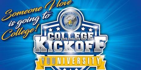VVUSD College Kickoff 2019-Family Information Day-Día informativo para familias sobre la universidad 2019 tickets
