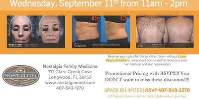 Body Contouring and Laser Event