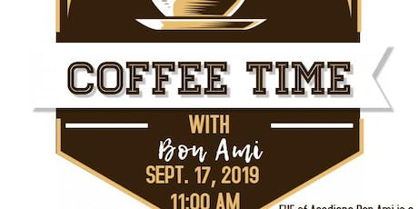 COFFEE TIME BON AMI - CC'S COFFEE tickets