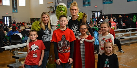 Lunch with the Grinch (Session 1: 10am-12pm) tickets