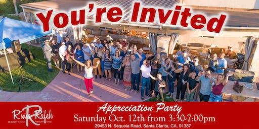 Appreciation Party