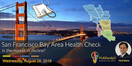 San Francisco Bay Area Health Check – Is the Real Estate Market in Decline? tickets
