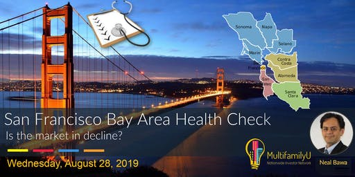 San Francisco Bay Area Health Check – Is the Real Estate Market in Decline?