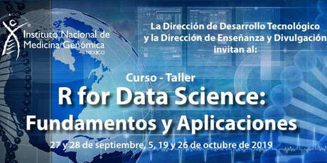 Curso-Taller R for Data Science: Fundamentos y Aplicaciones boletos