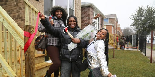 Affordable Homeownership with Habitat Chicago Info Session (10/30)