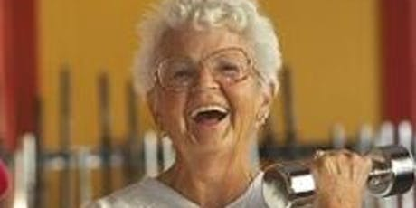 Exercise for Older Adults tickets