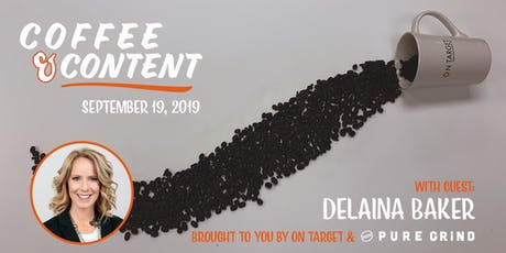 Coffee & Content : Meetup For Content Creators & Digital Marketers tickets