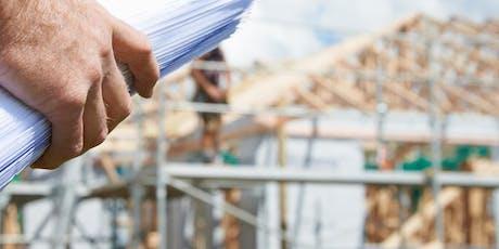 Labour Market Forum - Construction Sector tickets