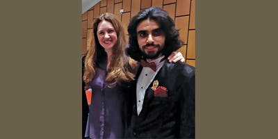 My Journey to America, with Simone Dinnerstein and Milad Yousufi