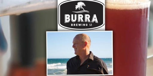 Beers and business with Martin Bourke