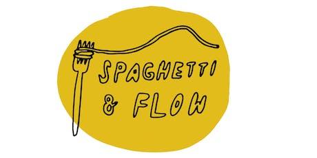 Spaghetti & Flow tickets