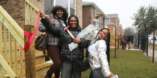 Affordable Homeownership with Habitat Chicago Info Session (11/2)