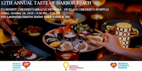 Taste of Harbor Beach 2019 tickets