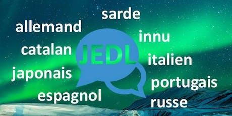Journée des langues 2019 à Montréal billets