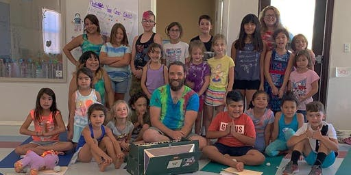 Mindful Kids Yoga Day Camp