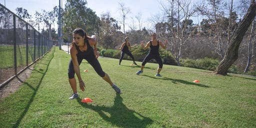 FIT4MOM | Free Strides 360 Pop Up Class