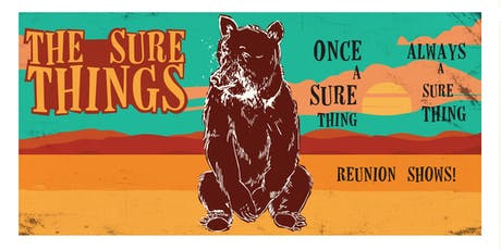 The Sure Things tickets