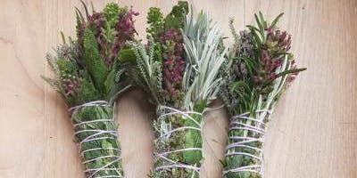 Herbal Wand Workshop
