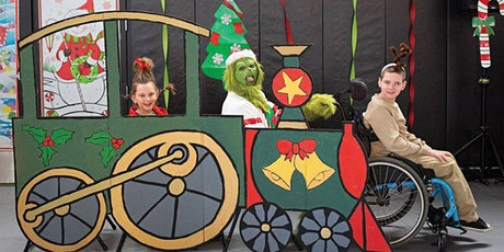 Lunch with the Grinch (Session 2: 12:30pm-2:30pm) tickets
