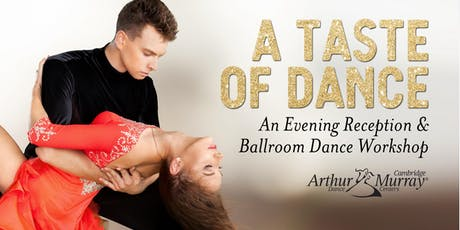 A Taste of Dance! tickets