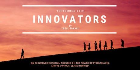 Innovators tickets