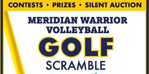 Meridian High School Volleyball Golf Scramble