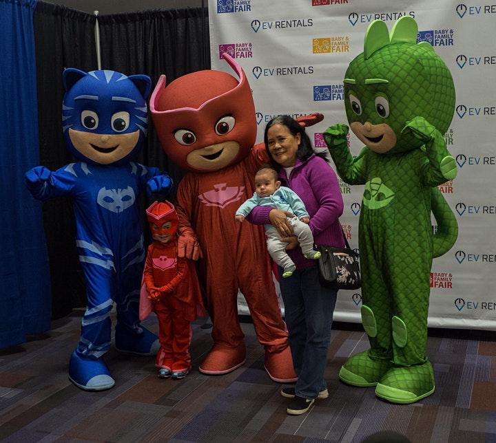 Vancouver Baby & Family Fair image