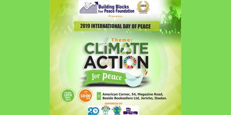 2019 UN International Day of Peace Commemoration tickets