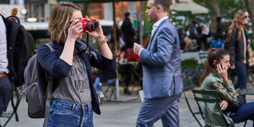 Photographing Bryant Park: Fall Workshop Series