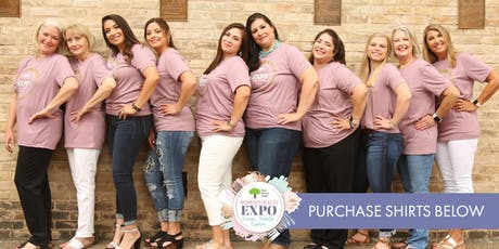 Women's Health Expo 2019 T-Shirts tickets