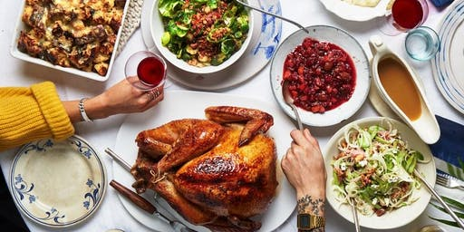 Porta Blu Cooking Series Presents : The Best Thanksgiving Dinner in the Bay