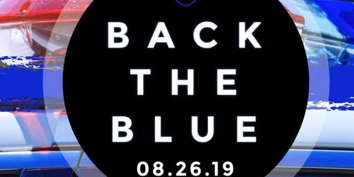 Back The Blue -  Community Event