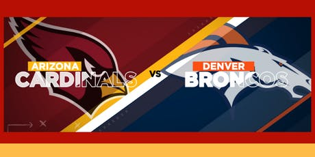 Cardinals vs Bronco Preseason Game at Workuity tickets