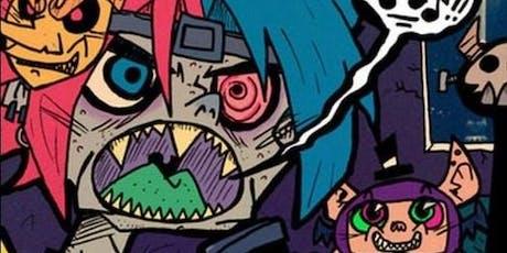 Punk Rock N Schlock Karaoke at Bender's [Mission]   tickets