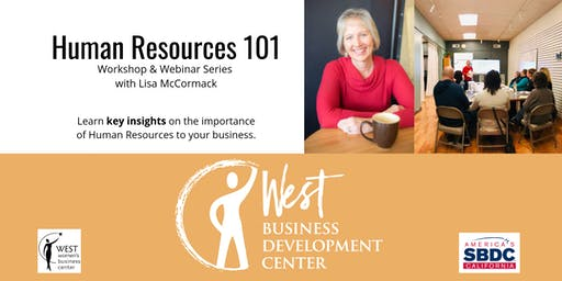 Human Resources 101: Workshop & Webinar Series