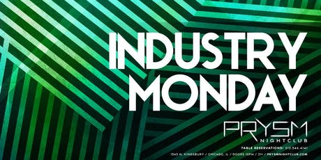 INDUSTRY MONDAY tickets