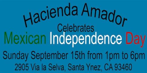 Hacienda Amador Celebrates Mexican Independence Day