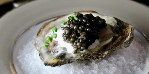 Porta Blu Cooking Series Presents : Caviar, Oysters and Bubbles