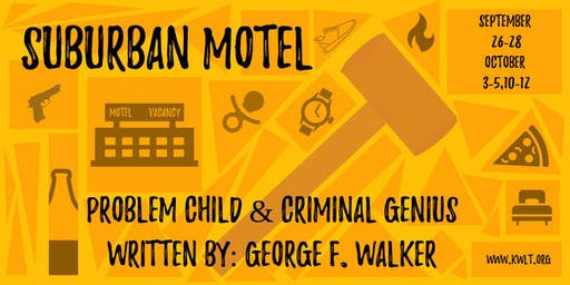 KWLT Presents Problem Child and Criminal Genius