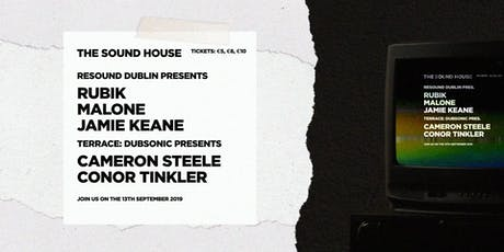 Resound Dublin Presents: RUBIK tickets
