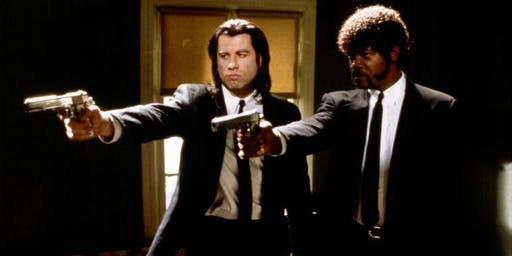 PULP FICTION 25th Anniversary - Alamo Drafthouse - September 9th - 7:45PM