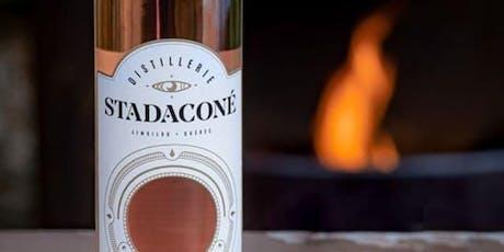 Découverte de la nouvelle Distillerie Stadaconé  tickets