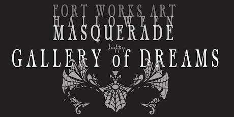 Halloween Masquerade benefiting Gallery of Dreams tickets