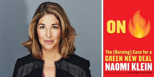 Naomi Klein at First Parish Church