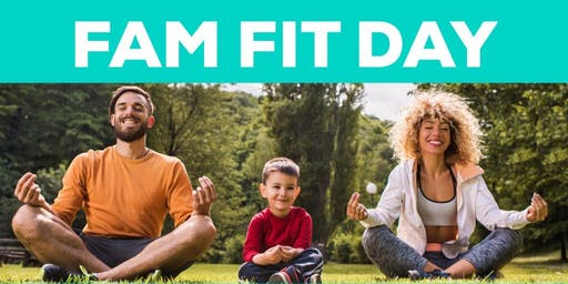 FAM FIT DAY: a wellness event for parents & kids!