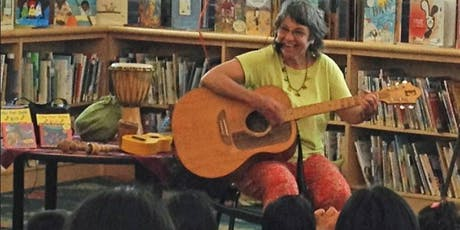 Bonnie Lockhart: Songs & Music Games from Around the World tickets