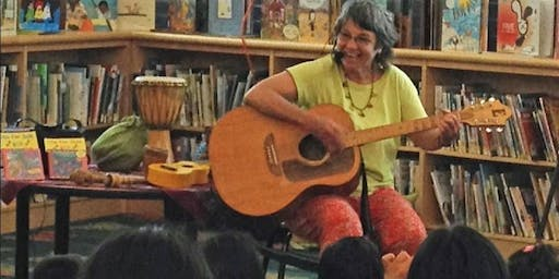 Bonnie Lockhart: Songs & Music Games from Around the World