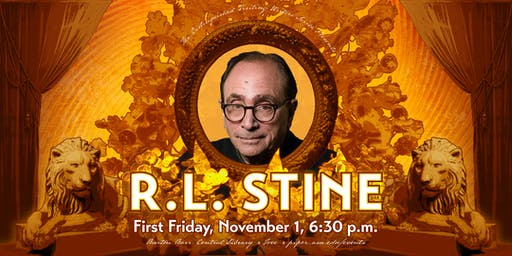 An Evening with R.L. Stine
