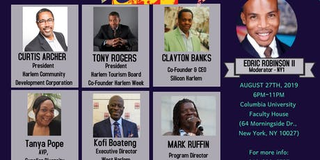Harlem Jazz and Music Business Symposium Presented by Harlem Tourism Board tickets