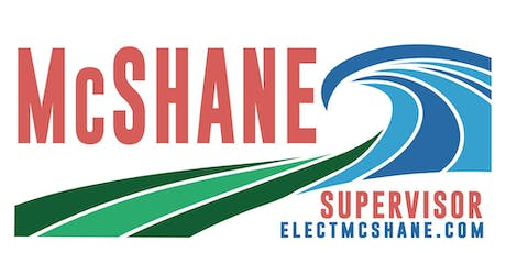 Harvey Dadwal invites you to support Steve McShane for Supervisor tickets